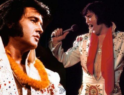 Κοστούμια και κιθάρες του Elvis σε έκθεση-αφιέρωμα