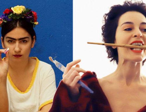 Δίνοντας σάρκα και οστά σε δύο γυναίκες ζωγράφους